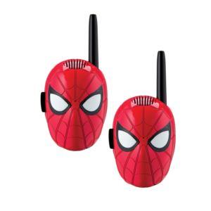 Spiderman 500ft Range Walkie Talkies Ages 3+ Years