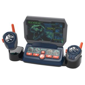Jurassic World 2 Walkie Talkie Set w/ Command Center Ages 3+ Years