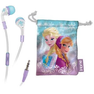 Disney Frozen Noise Isolating Earbuds w/ In-Line Microphone