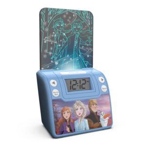 Disney Frozen 2 Light-Up Alarm Clock