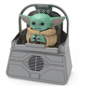 Star Wars The Mandalorian Dancing Baby Yoda Bluetooth Speaker