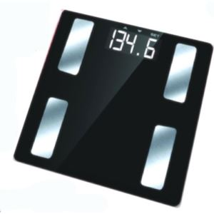 Body Analysis Digital Bathroom Scale