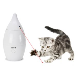 ZOOM Rotating Laser Cat Toy
