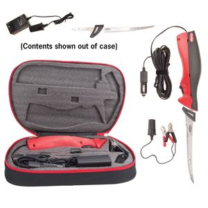Deluxe Electric Fillet Knife Kit