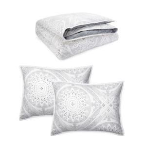 Luke 3pc Comforter Set - Full/Queen