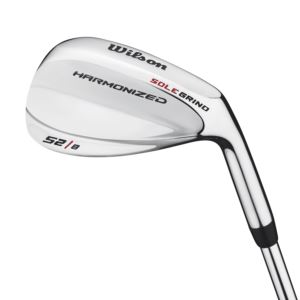 Mens Harmonized Sole Grind 56-Degree Wedge Right Handed