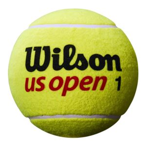 "US Open 5"" Mini Jumbo Tennis Ball Yellow"