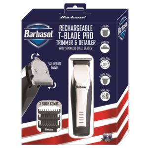 Rechargeable T- Blade Pro Trimmer