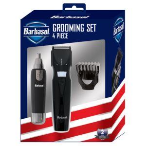 Four-Piece Men's Grooming Gift Set