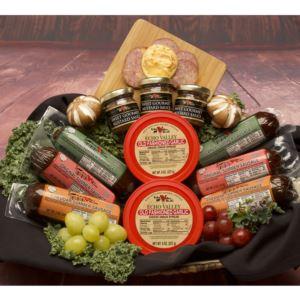 Sausage & Cheese Sampler Pack