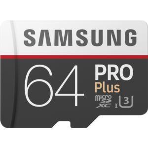 Samsung PRO Plus microSDHC Memory Card