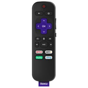 Voice Remote With TV Controls