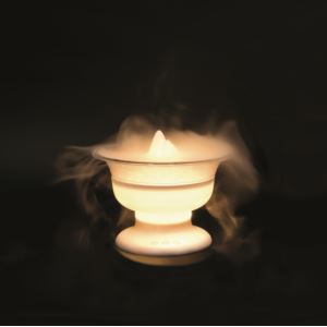 Misty Mountain LED Ultrasonic Aroma Diffuser