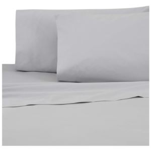 Sateen Full Sheet Set - (Grey)