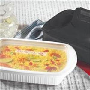 French White Anywhere 3Qt Portable Set