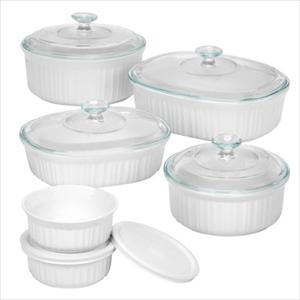 French White 12-Pc Set