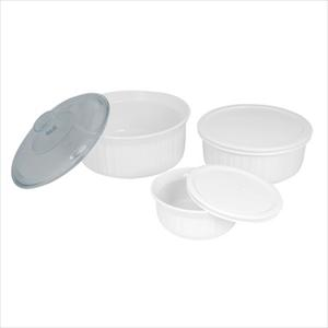 French White 6-Pc Set