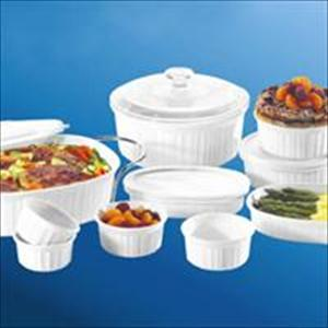 French White 17-Pc Set