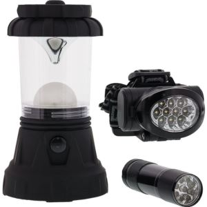 3 Pc. Camping Light Set