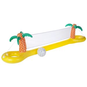 Luxe Inflatable Volleyball Set Tropical Island