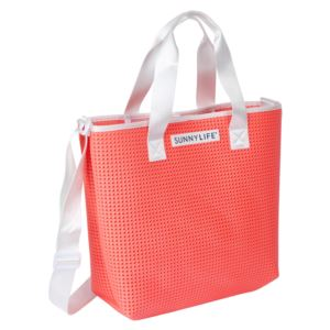 Refresh Tote Bag Neon Coral