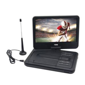 "10"" Portable DVD Player/TV Combo"