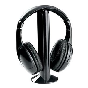 Professional 5-in-1 Wireless Headphones
