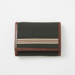 Trifold Wallet - Racing Green