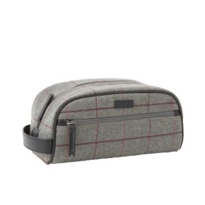 Dopp Travel Tweed - Gray