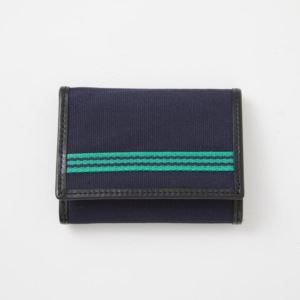 Trifold Wallet - Midnight Navy