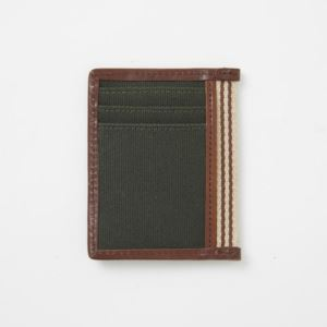 Card Case with Bottle Opener - Racing Green