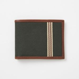 Billfold Wallet - Racing Green
