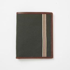 Passport Wallet - Racing Green