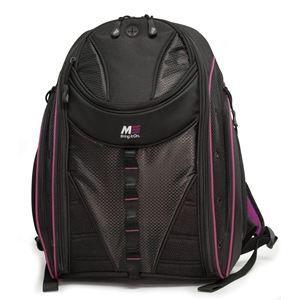 """Express 16""""Laptop Backpack 2.0 Blk/Lavender"""