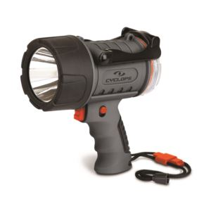 300 Lumen Water Proof Rechargeable Marine Spotlight