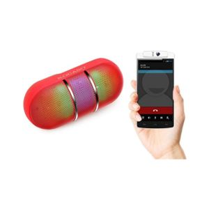Portable LED Rainbow Bluetooth Wireless Speaker Wi