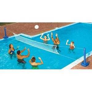 Jammin Cross Pool Volley Game