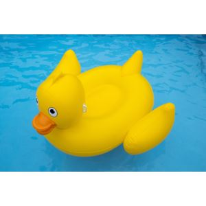 Giant Ride-On Lucky Ducky Inflatable