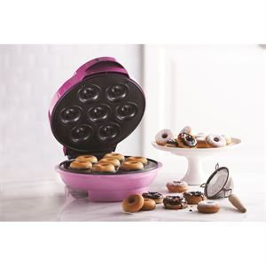 Mini Donut Maker (Princess Pink)