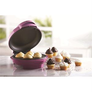 Mini Cupcake Maker (Pink)
