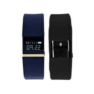 iFitness Tracker Watch - (Navy and Black)
