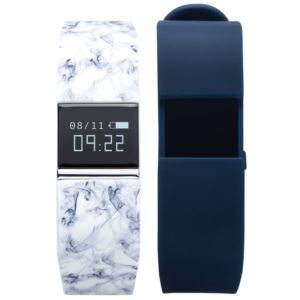 iFitness Tracker Watch - (Marble and Black)