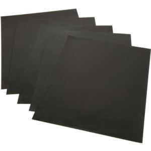 Non-Stick Reusable Grilling Sheets, 5-Pack