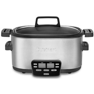 6-Qt. Cook Central 3-in-1 Multi-Cooker