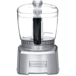 Elite Collection 4-Cup Chopper/Grinder in Silver