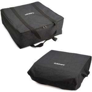 2-Piece Outdoor Griddle Cover and Tote
