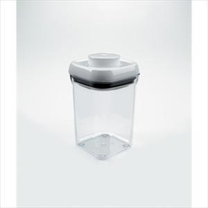 Good Grips POP Container Sm. Square 0.9 QT
