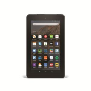 7 - Inch Fire Tablet WiFi 8GB - (Black)