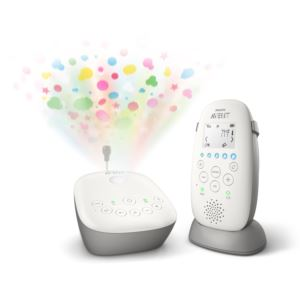 DECT Audio Baby Monitor w/ Starry Night