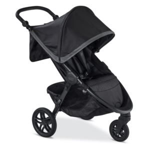 B-Free 3-Wheel Stroller - Pewter